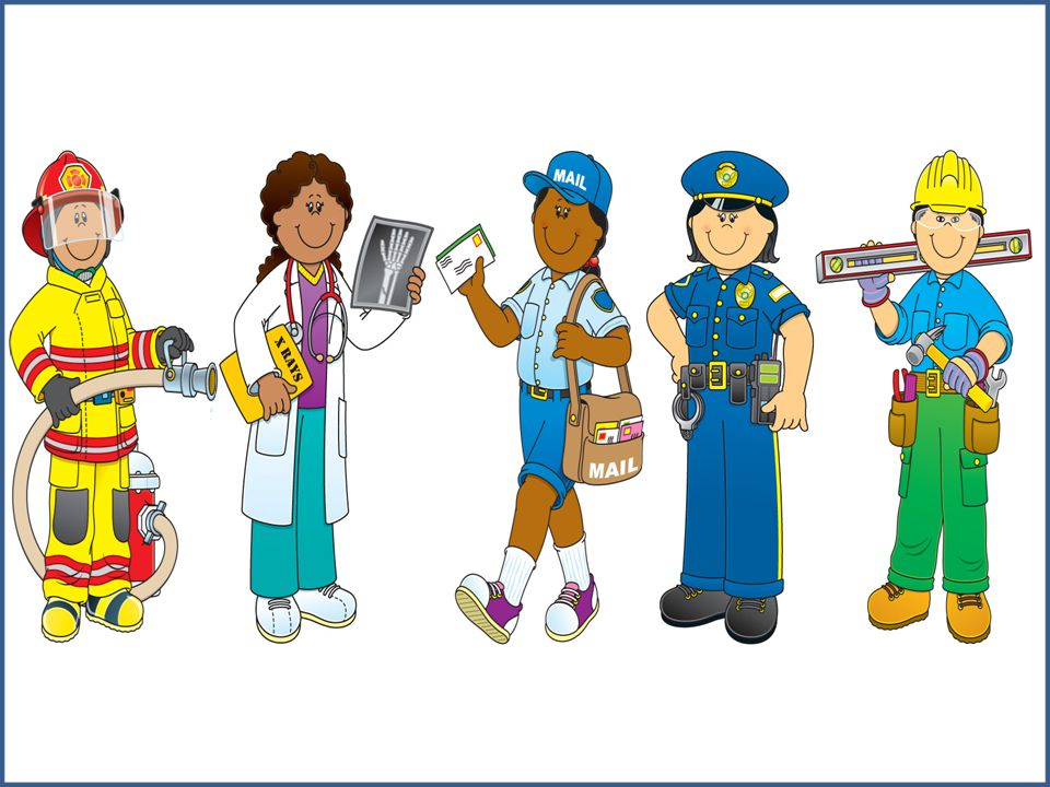 Clipart community helpers 9 » Clipart Station.