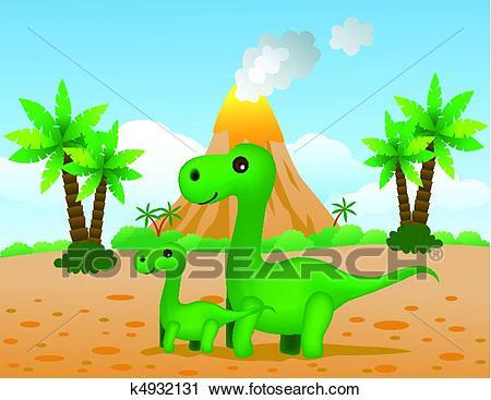 Dinosaurs Clipart.