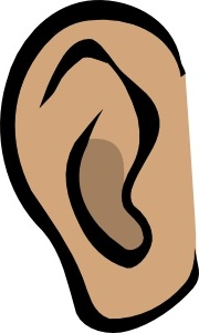 Clipart ears » Clipart Station.