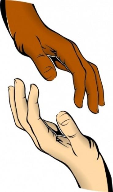26 Helping Hands Clip Art.