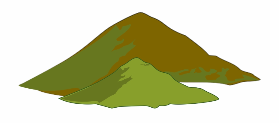 Clipart Mountains.
