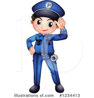 Policeman Clipart #1234413.