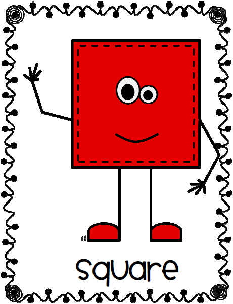 Clipart shapes people.