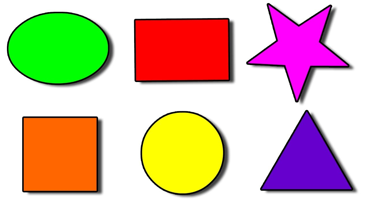 Free clipart shapes » Clipart Station.