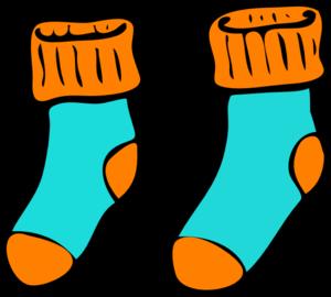 Sock 20clipart.