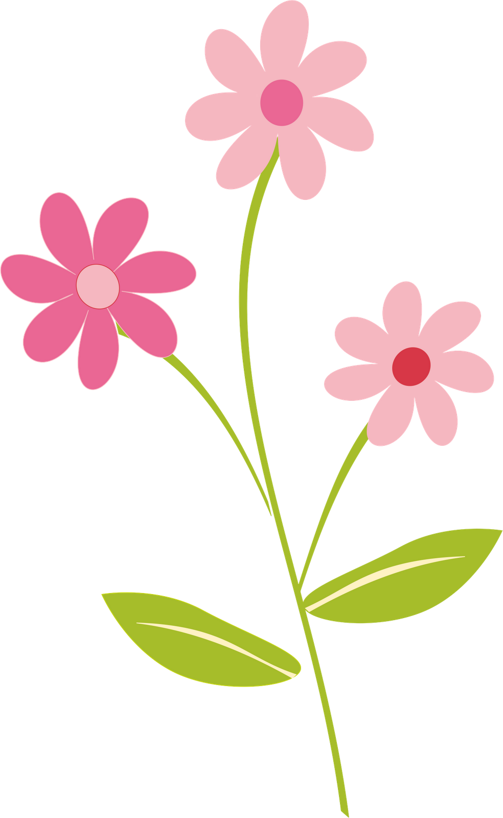 Spring Flowers Clipart at GetDrawings.com.