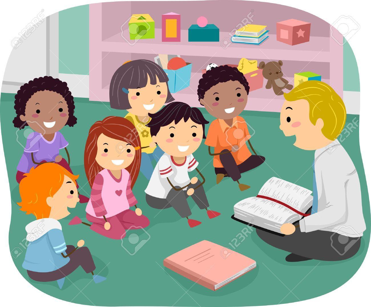 Sunday school children clipart 7 » Clipart Portal.