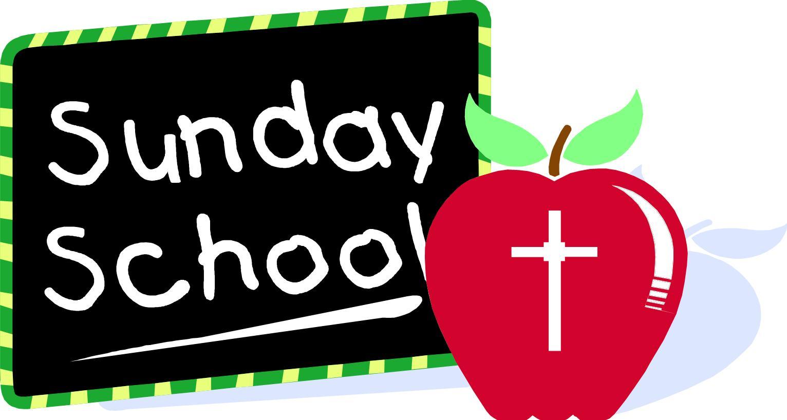 54+ Sunday School Clipart.