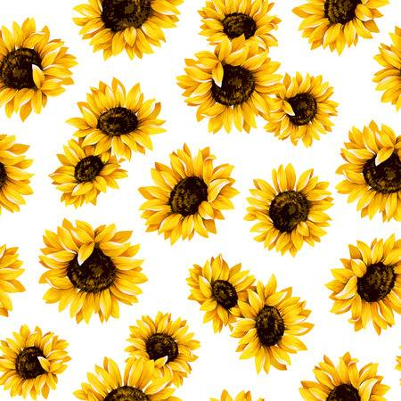 34,404 Sunflower Cliparts, Stock Vector And Royalty Free Sunflower.