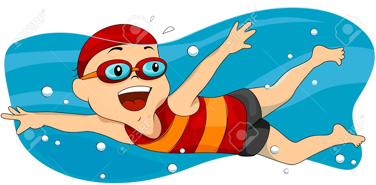 Best Swimming Clipart #7753.