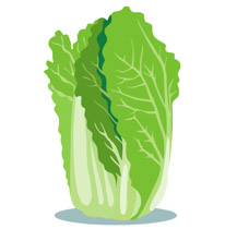 Free Vegetables Clipart.