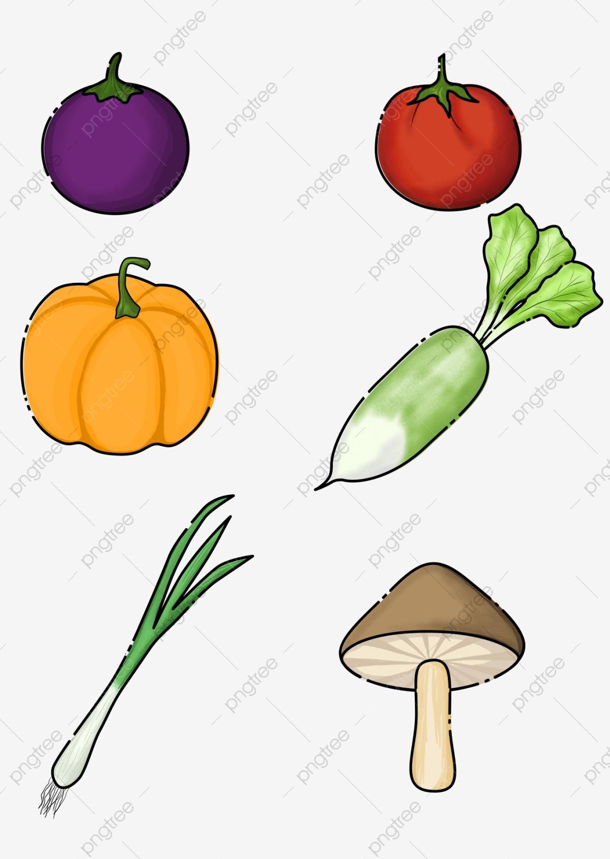 A Large Collection Of Vegetables, Vegetables Clipart, Vegetables.