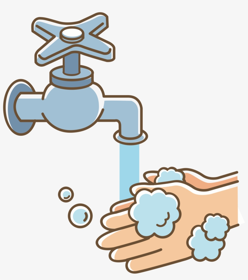washing hands Wash hands your clip art transparent png.