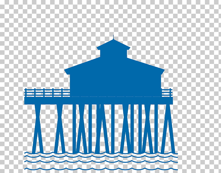 Pier Drawing , myrtle PNG clipart.