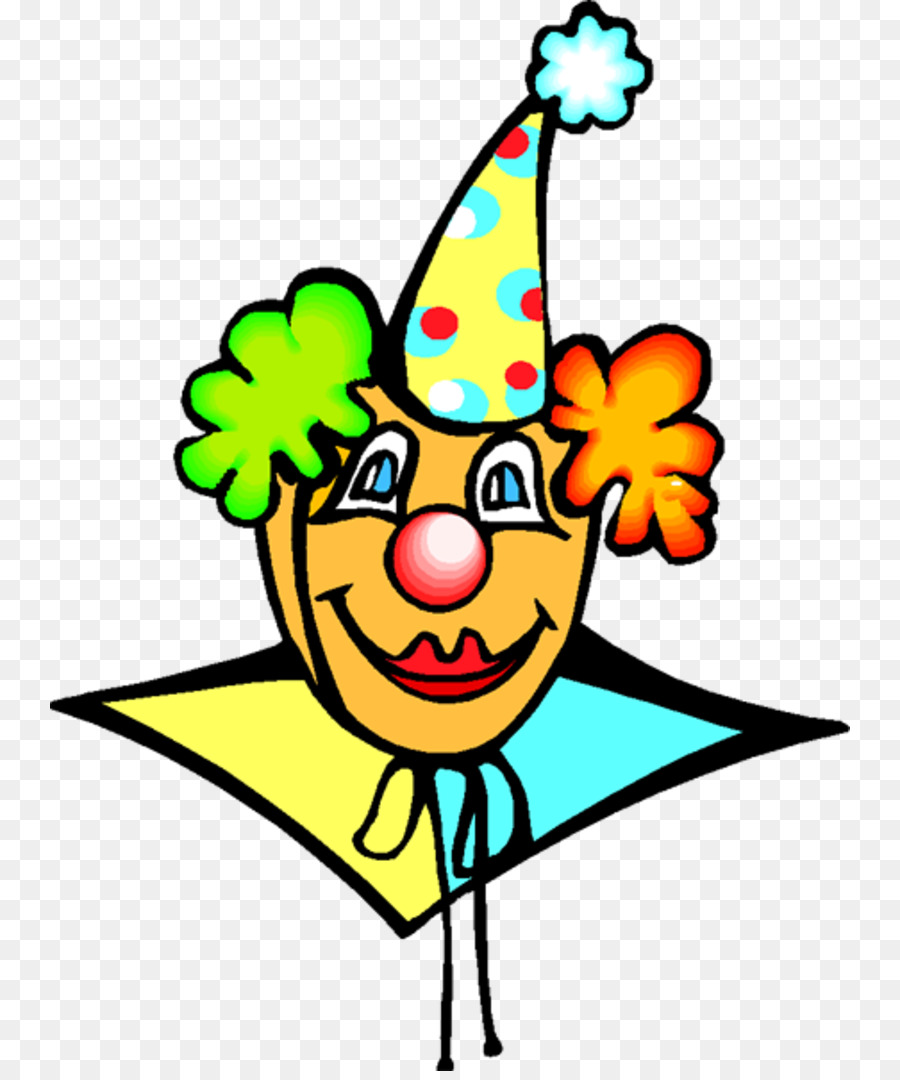 Clown Pierrot Clip art.