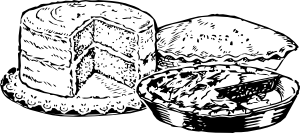 Pies And Cake Clip Art at Clker.com.