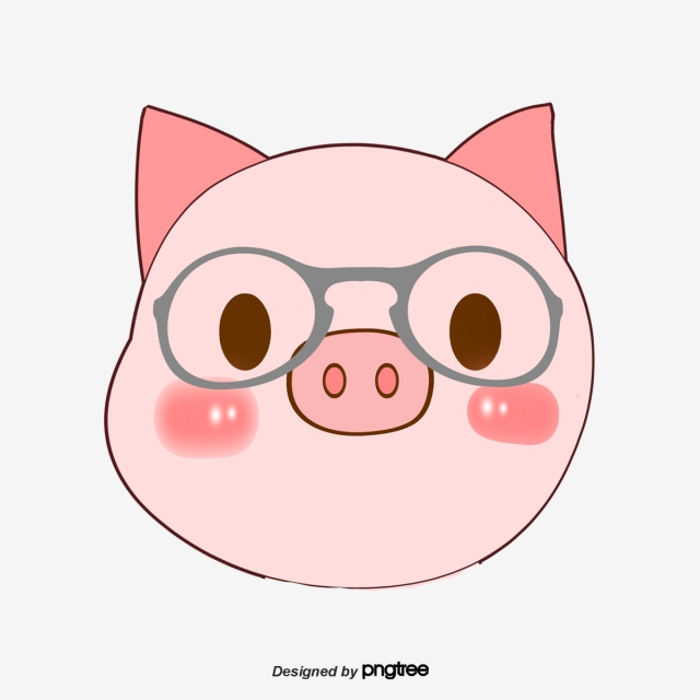 Pig Head Png, Vector, PSD, and Clipart With Transparent Background.