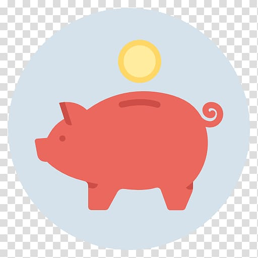 Saving Piggy bank Computer Icons Finance, savings bank.