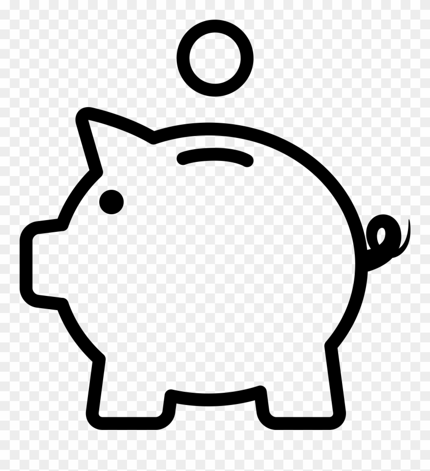 Piggy Bank Png.