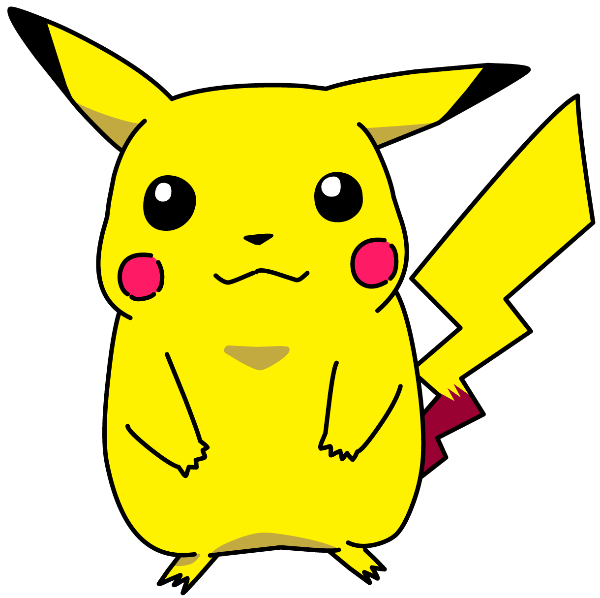 Free Pikachu, Download Free Clip Art, Free Clip Art on.