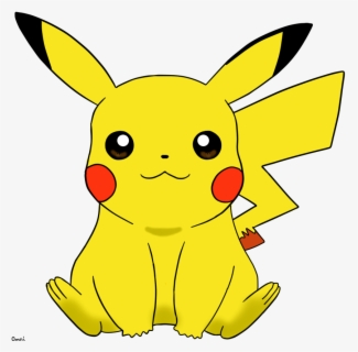 Free Pikachu Clip Art with No Background.