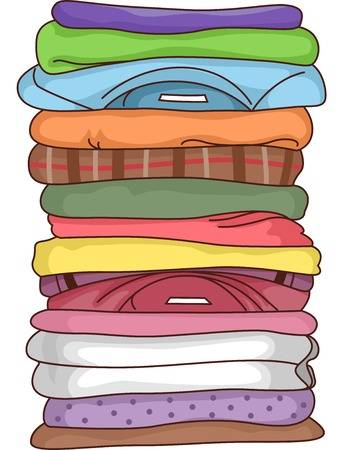 Pile of clothes clipart 2 » Clipart Station.