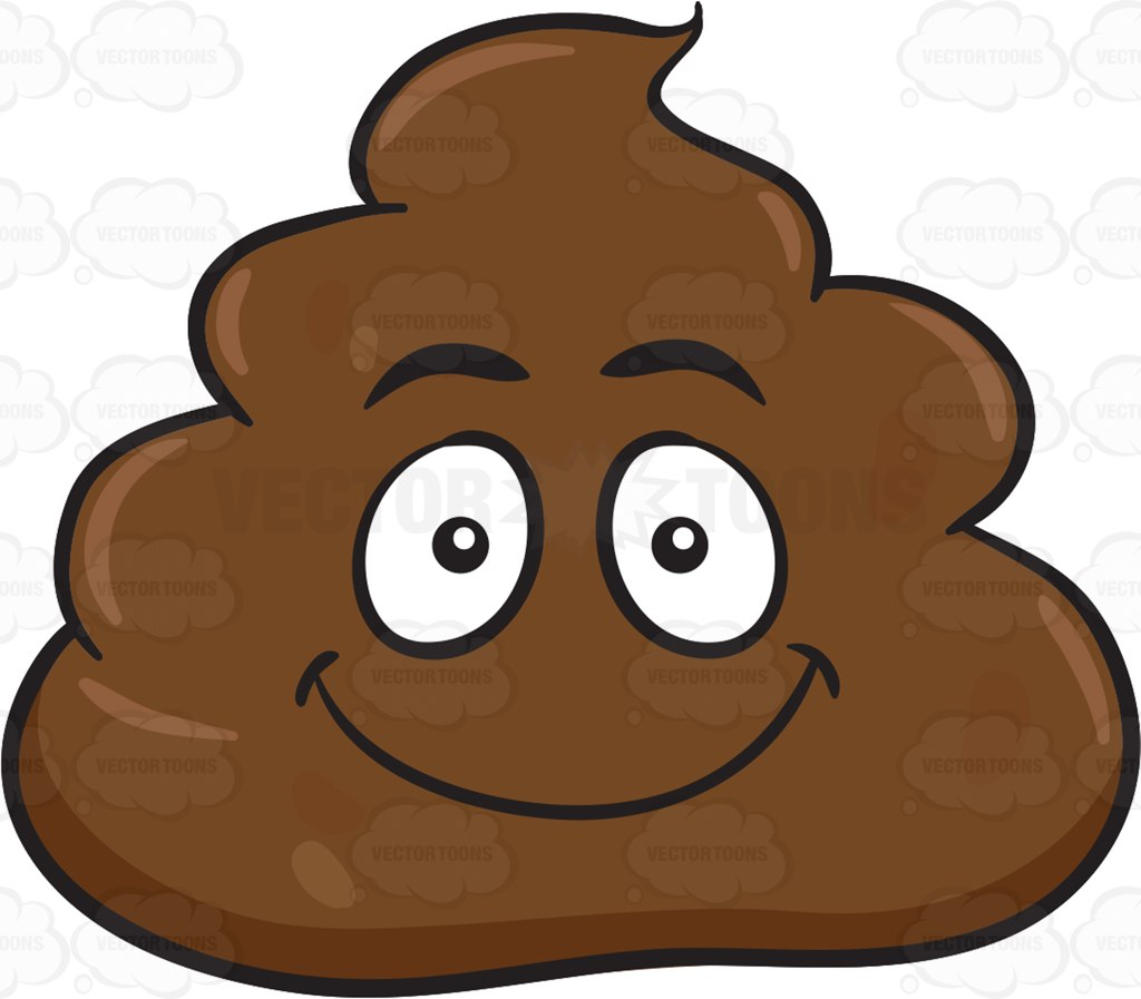 clipart pile of poo #9