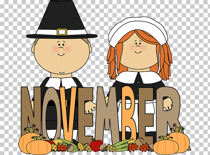 Pilgrims Thanksgiving , November s PNG clipart.