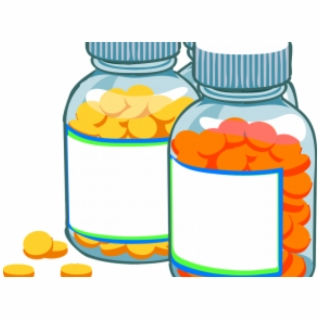 Tablet Clipart Medication Safety.