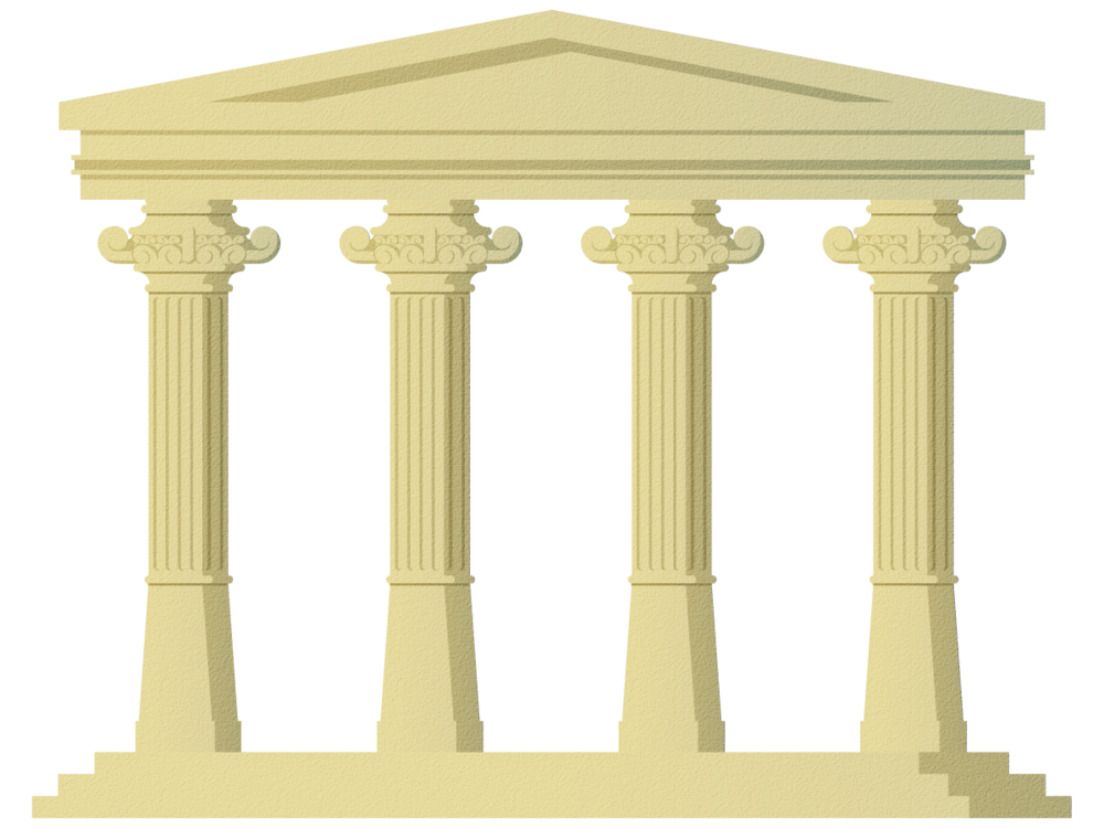 Column clipart pillar, Column pillar Transparent FREE for.