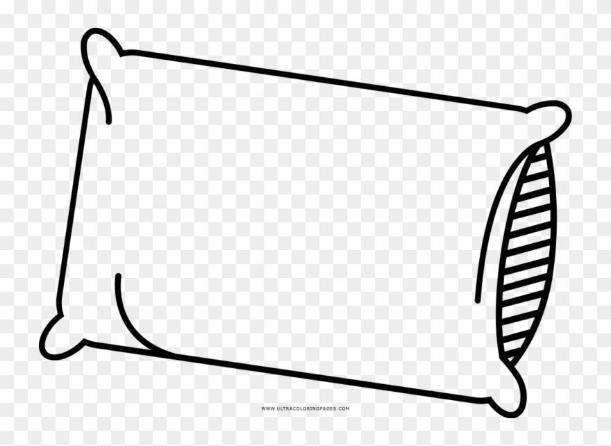Pillow Coloring Page Pillow Coloring Page Ultra Coloring.