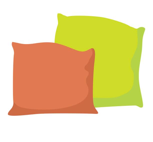 Throw Pillow Clipart.