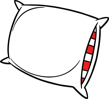 Cushion clipart #14.