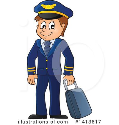 Aviator Clipart #1413817.