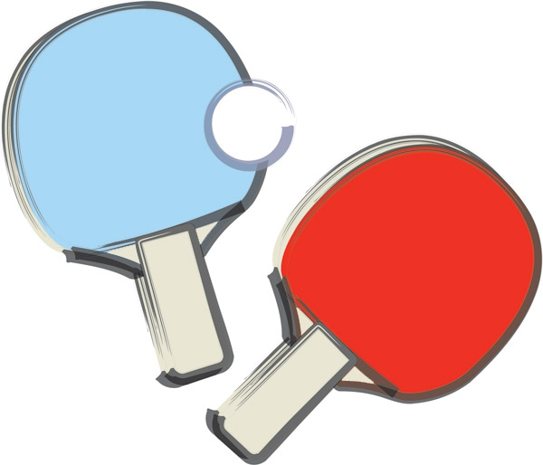 Ping Pong Tournament Clipart#1935965.