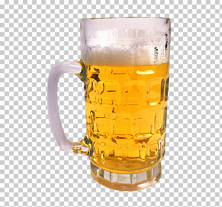 Beer Glasses Pint glass Mug, beer PNG clipart.