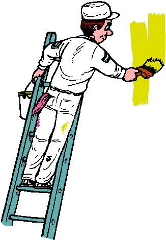 Pintores Clip Art Gif.