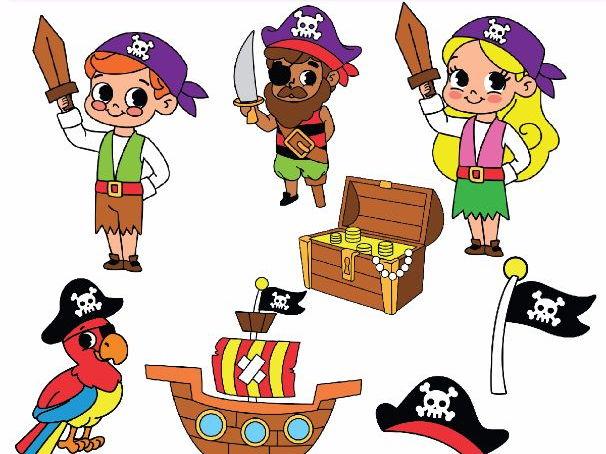 Pirate Clipart Pirate Clip Art.