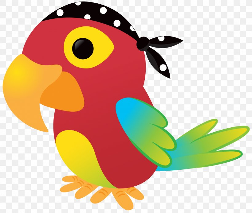 Piracy Pirate Parrot Drawing Clip Art, PNG, 2169x1836px.