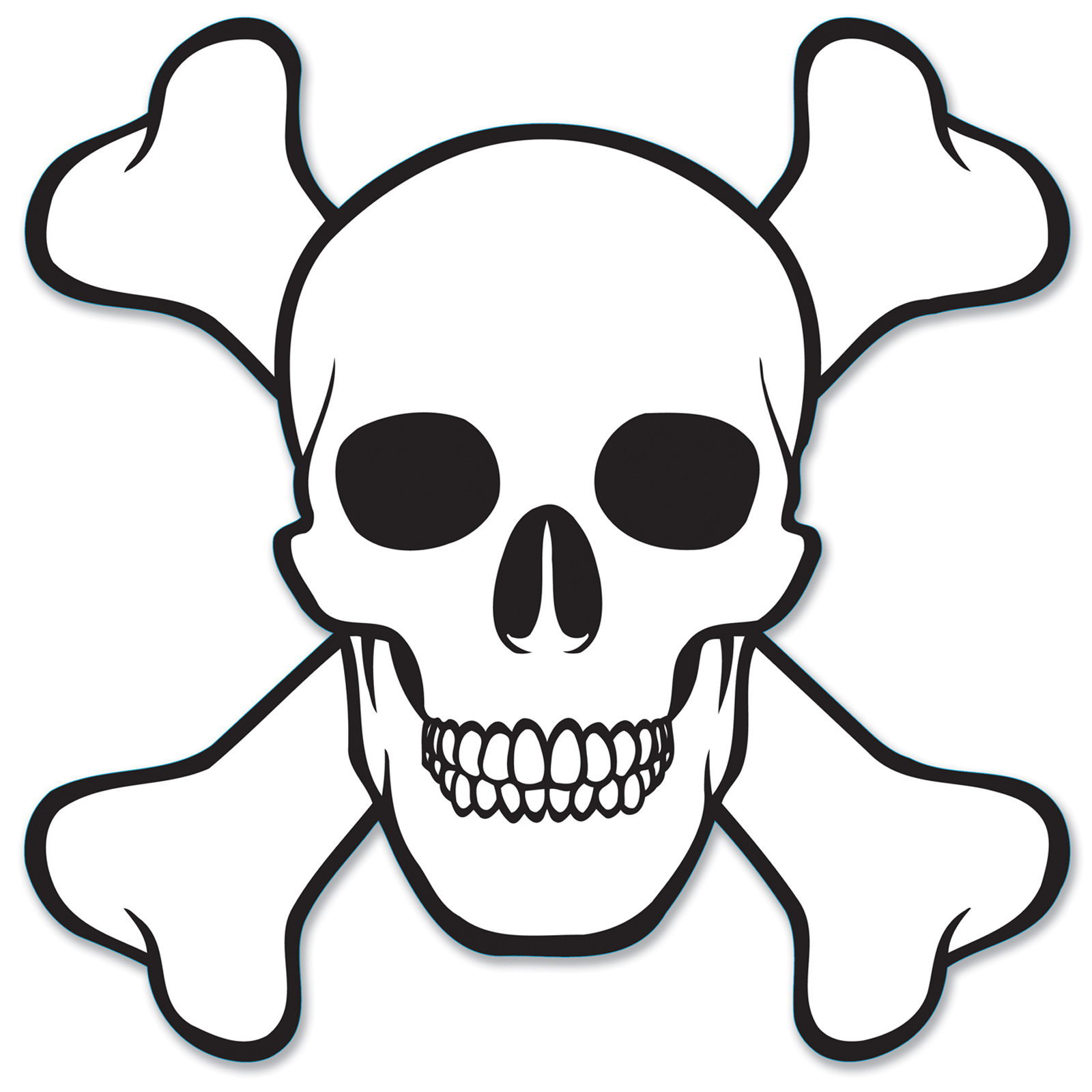 Free Pirate Skull And Crossbones, Download Free Clip Art.