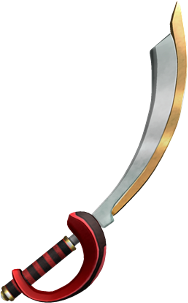 Pirate Sword Transparent Png Clipart.