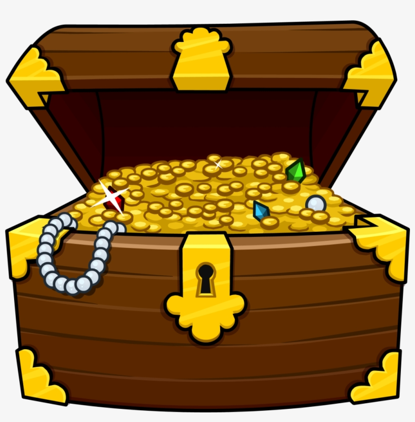 Treasure Chest Download Png Image.