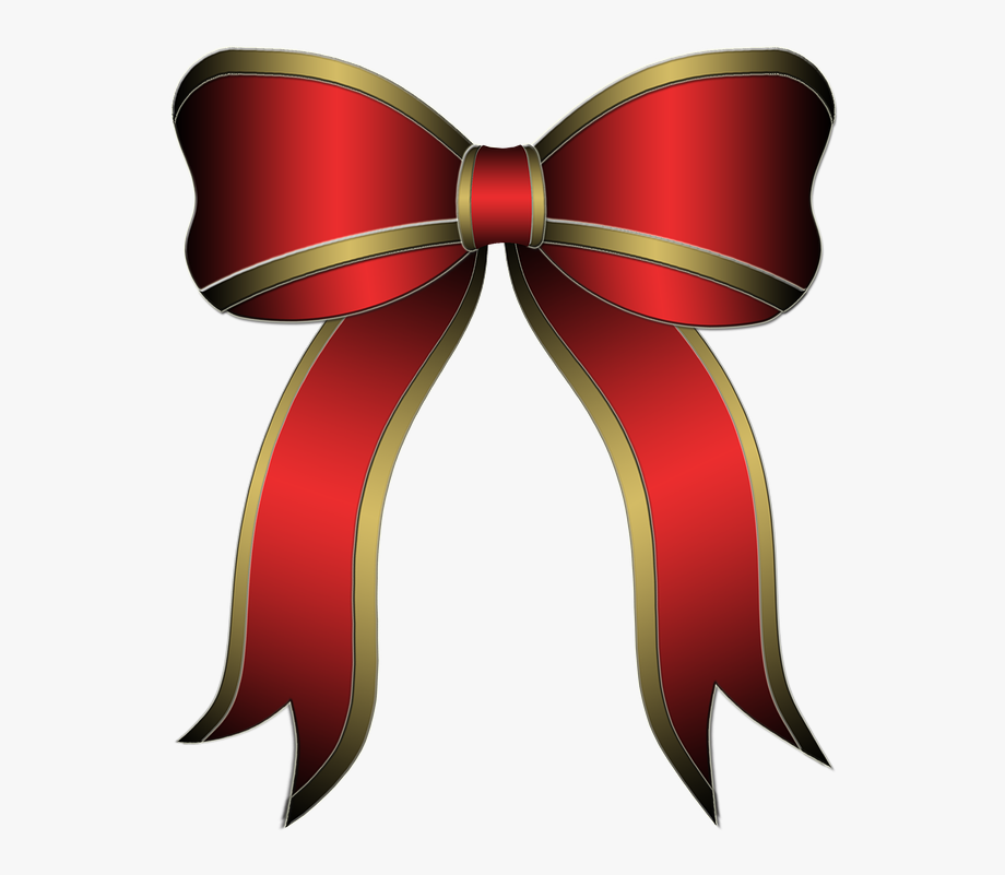 Holiday Clipart Bow Tie.
