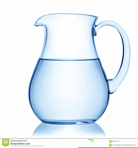 Water Pitcher Clipart.
