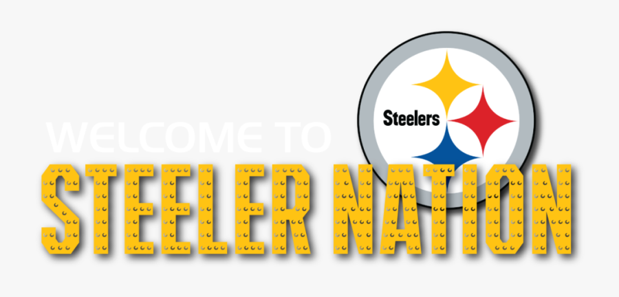 Transparent Steelers Clipart.