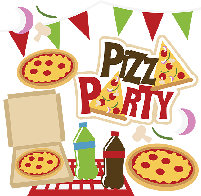 Pizza Party Svg Collection S clipart free image.