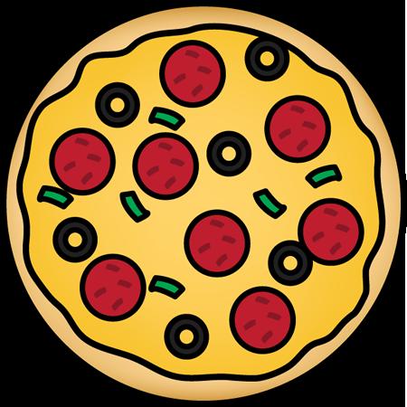 Pizza Pie Clipart.