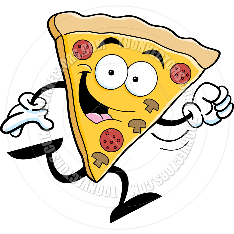 Pizza Pie Cartoon , Pizza.