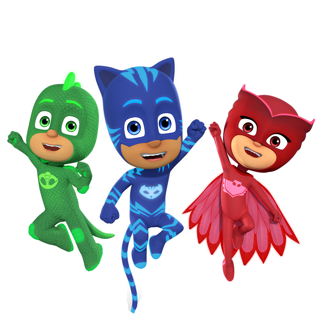 Pj Masks Clipart Free at GetDrawings.com.