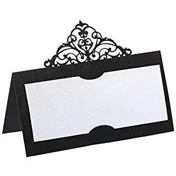 Amazon.com: 50PCS Wedding Guest Name Place Cards Party Table.